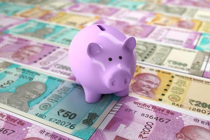 Online shopping, savings account, savings plan, extra money