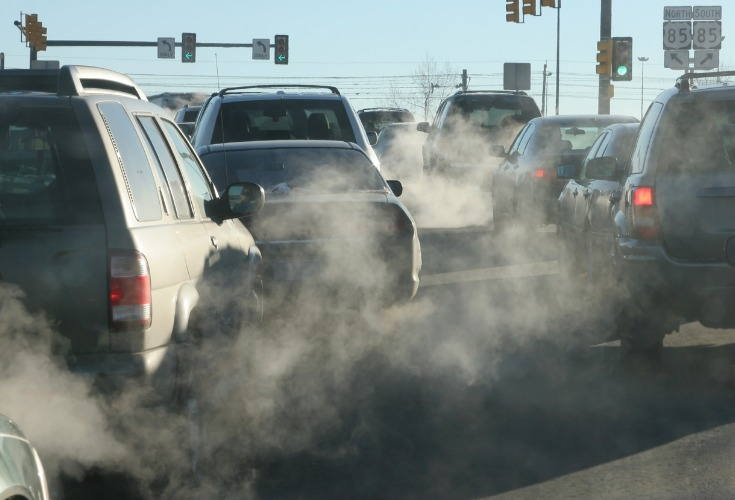 Air pollution, global warming, greenhouse gases