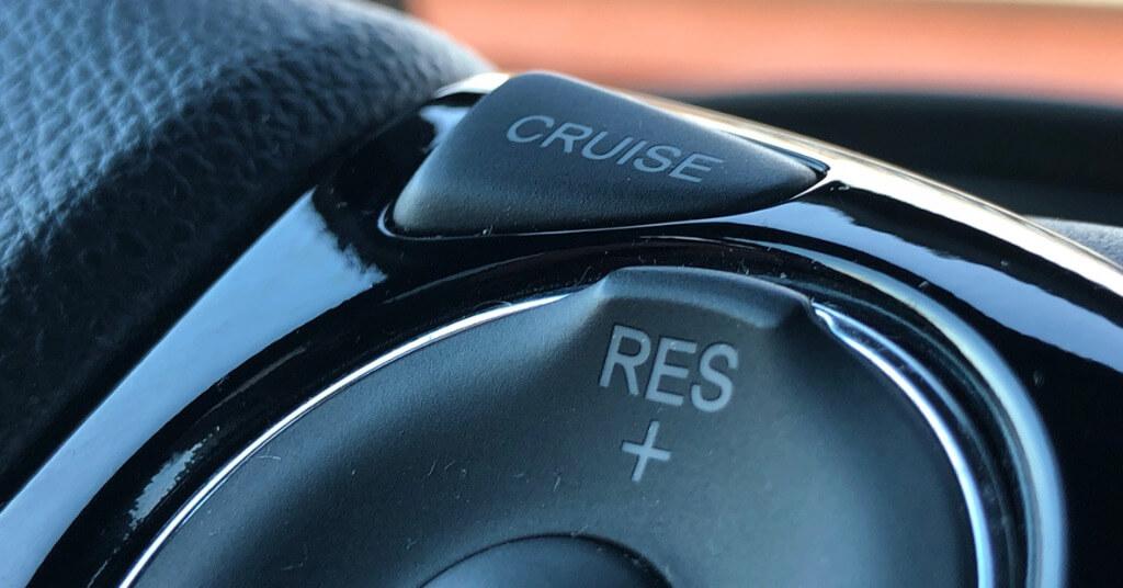 Adaptive Cruise Control sensors