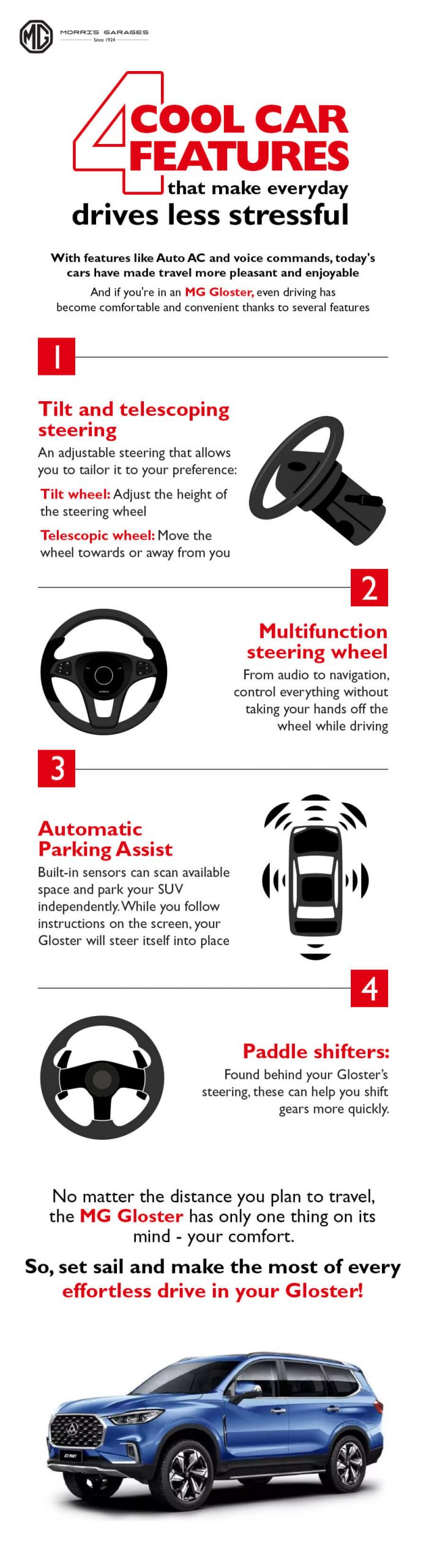 Cool Car Features