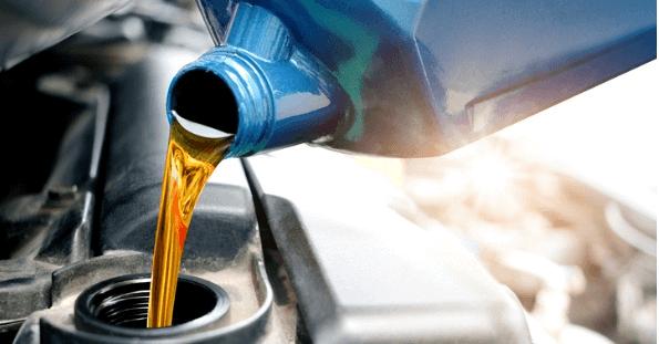Don't skimp oil change