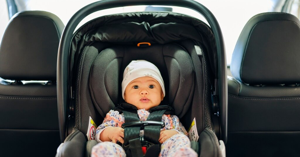 Travel safely with your little ones