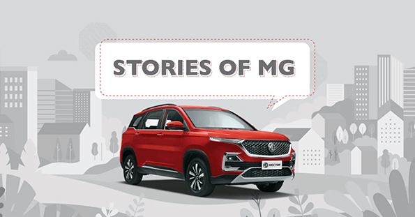 Stories of MG